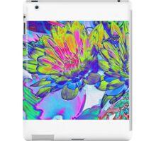 FLORAL RAINBOW iPad Case/Skin