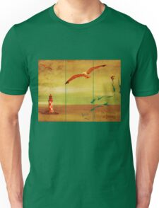 The Harmony of Decay Unisex T-Shirt