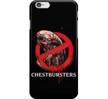 Chestbursters iPhone Case/Skin