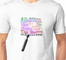 Ralph Waldo Had It Together Unisex T-Shirt