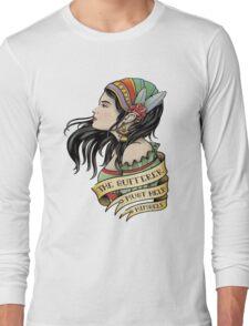 Dirty Tee Long Sleeve T-Shirt