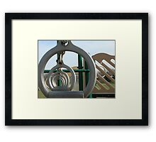 The Playground Framed Print
