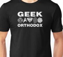 Geek Orthodox Unisex T-Shirt