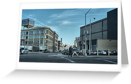 Long Island City by Mlehrman