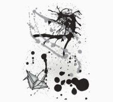Paper Crane by dpmoon