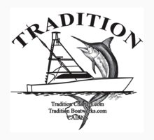 Boat Stickers - Tradition Charters by blackmarlinblog