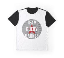 Team Bucky Barnes Graphic T-Shirt