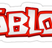 Roblox Title Sticker
