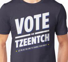 Vote for Tzeentch Unisex T-Shirt