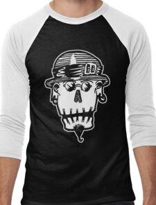 Gypsy skull Men's Baseball ¾ T-Shirt