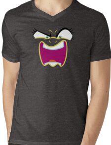 Fluttershy Angry Mens V-Neck T-Shirt