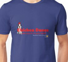 Chicken Dance: and now it's in your head. Unisex T-Shirt