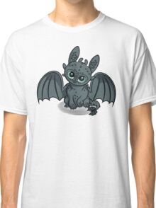 How to Train Your Baby Dragon Classic T-Shirt