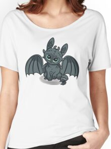 How to Train Your Baby Dragon Women's Relaxed Fit T-Shirt