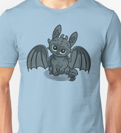 How to Train Your Baby Dragon Unisex T-Shirt