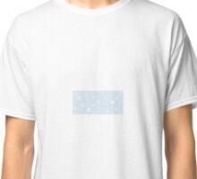 Pixels #10 ( blue pastel ) Classic T-Shirt