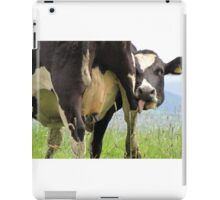 Silly Cow iPad Case/Skin