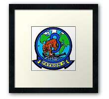 VP-8 Tigers Framed Print