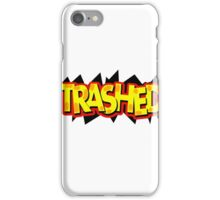 """Super Trashed Bro"" Super Smash Bros. Parody Spoof N64 iPhone Case/Skin"