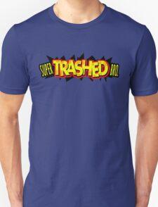 """Super Trashed Bro"" Super Smash Bros. Parody Spoof N64 T-Shirt"