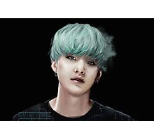 BTS Suga 07 Photographic Print