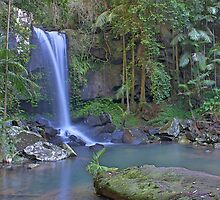 Curtis Falls by ashercobb