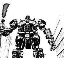 """Transformer (""""Guan Gong"""" by Bi Heng) by heinrich"""