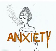 Anxiety by SoirMarie