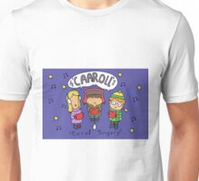Carol Singers Unisex T-Shirt