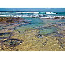 Crystal Clear Pools Phillip Island Vic  Photographic Print