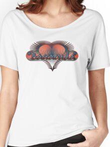 Barracuda Heart Women's Relaxed Fit T-Shirt