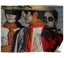 Day Of Death - Dia De Los Muertos Poster