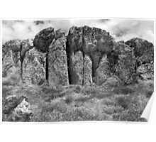 Kosciuszko Rock Poster