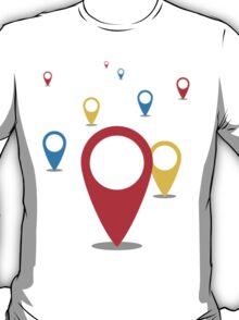 GeoLocations T-Shirt
