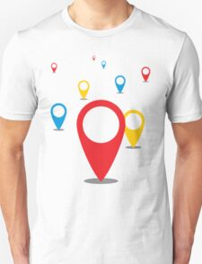 GeoLocations T-Shirt
