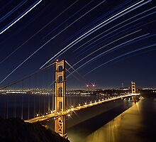 Stars Bridge by Lubos Bruha