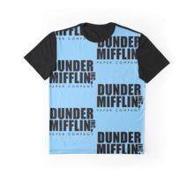Dunder Mifflin Inc. Graphic T-Shirt