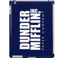 Dunder Mifflin Inc. iPad Case/Skin