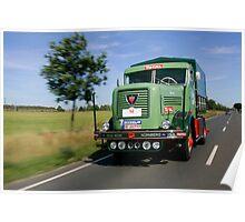Classic Trucks #1  Poster
