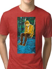 The Lonely Doctor Tri-blend T-Shirt