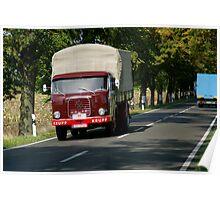 Classic Trucks # 2 Poster