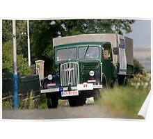 Classic Trucks # 5 Poster