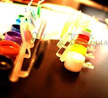 Colours by Nansy Diliyanova