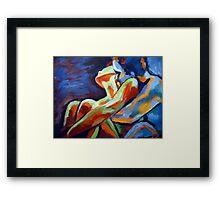 """""""I remember you"""" Framed Print"""