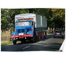 Classic Trucks # 8 Poster