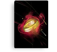 the ring of power Canvas Print