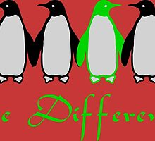 Be Different by Kreativista