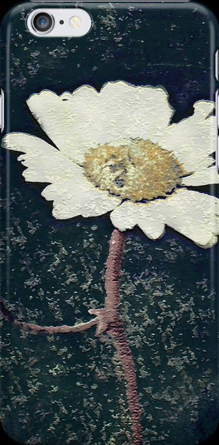 Artistic Daisy Flower by MissDawnM