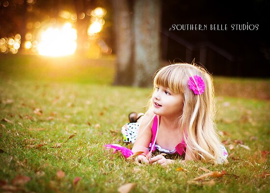A Little Flare by Marcelle Raphael