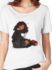 Books and Butterbeer Women's Relaxed Fit T-Shirt
